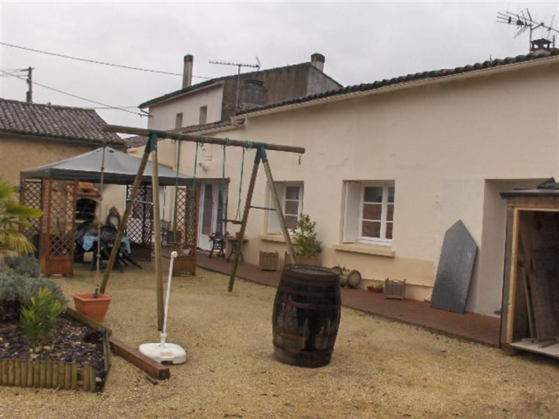 Vente maison / villa Poursay-garnaud 117 100€ - Photo 1