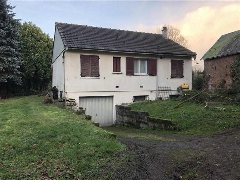 Sale house / villa Peronne 89000€ - Picture 2