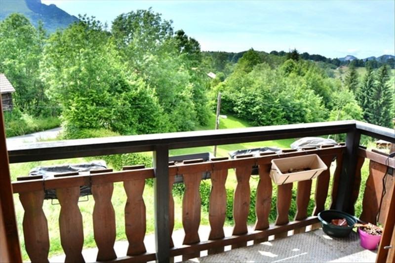 Sale apartment Mont saxonnex 111500€ - Picture 3