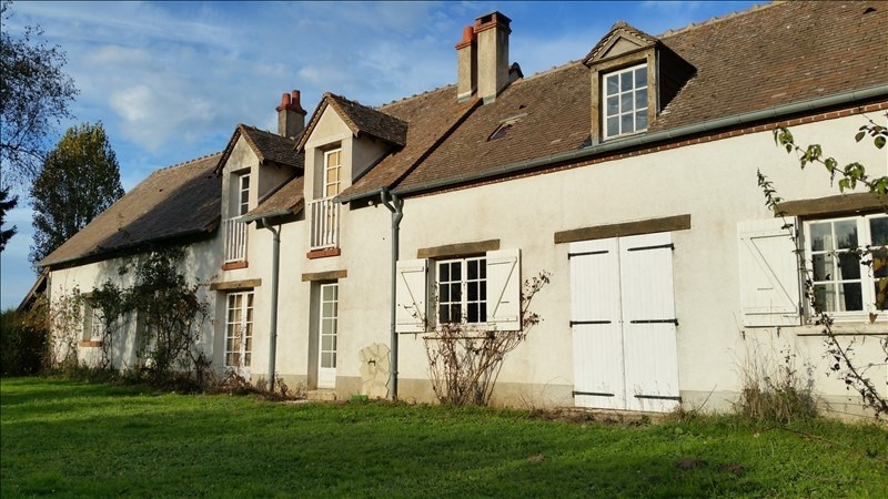Vente maison / villa Sigloy 179 000€ - Photo 1