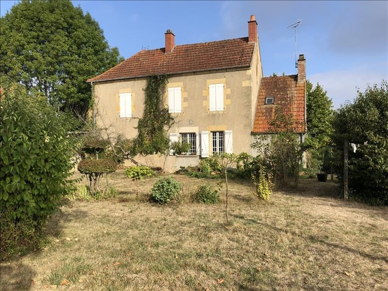 Vente maison / villa Sermoise sur loire 147 000€ - Photo 1