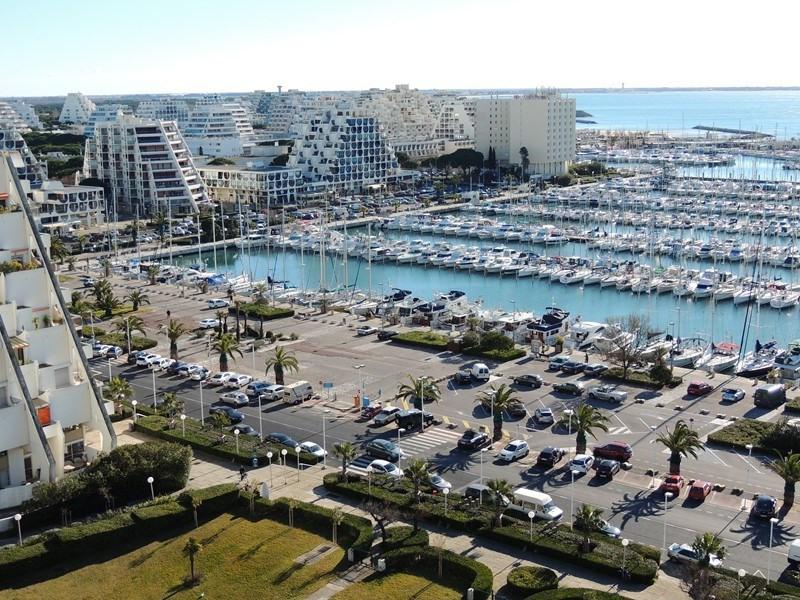 Location vacances appartement La grande motte 325€ - Photo 8