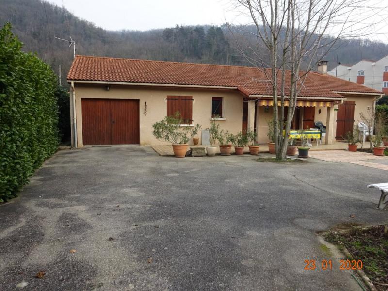 Sale house / villa St vallier 183000€ - Picture 9