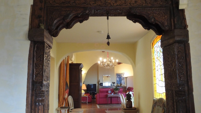 Immobile residenziali di prestigio casa Fréjus 956000€ - Fotografia 4