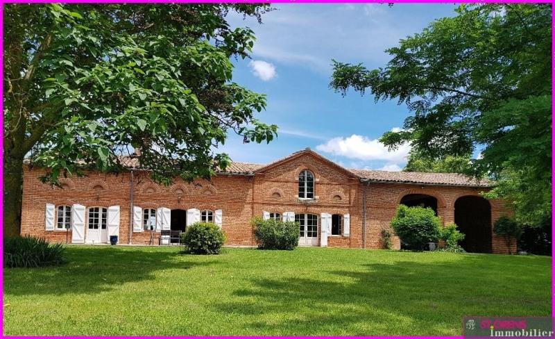 Deluxe sale house / villa Saint-orens-de-gameville 2 pas 830000€ - Picture 1