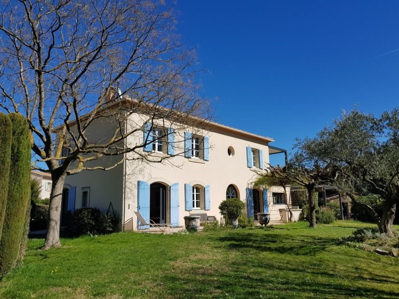 Deluxe sale house / villa Barbentane 750 000€ - Picture 2