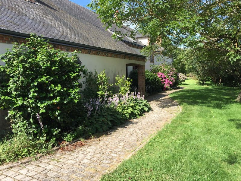 Sale house / villa Saint aignan le jaillard 517500€ - Picture 2