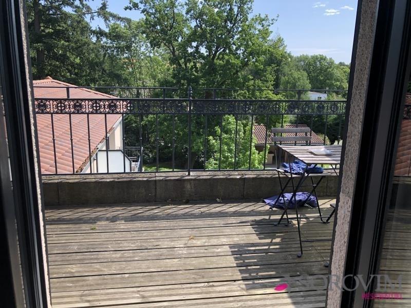 Dernier étage terrasse