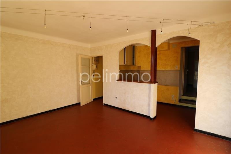 Sale apartment Pelissanne 124000€ - Picture 2