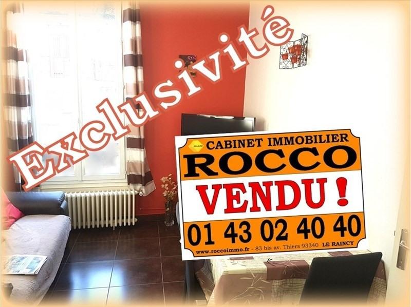 Sale apartment Le raincy 157000€ - Picture 1