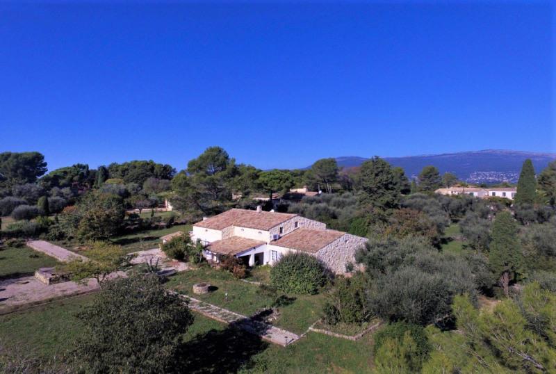 Deluxe sale house / villa Mouans sartoux 1834000€ - Picture 1