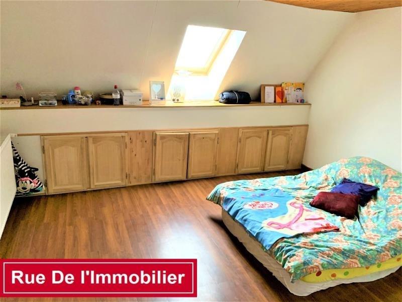 Vente maison / villa Bischwiller 223650€ - Photo 9