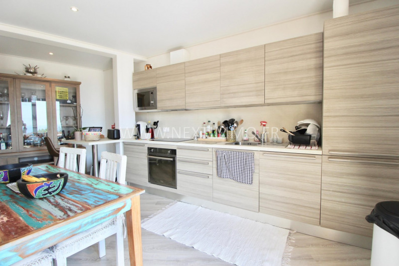 Revenda apartamento Menton 519000€ - Fotografia 5