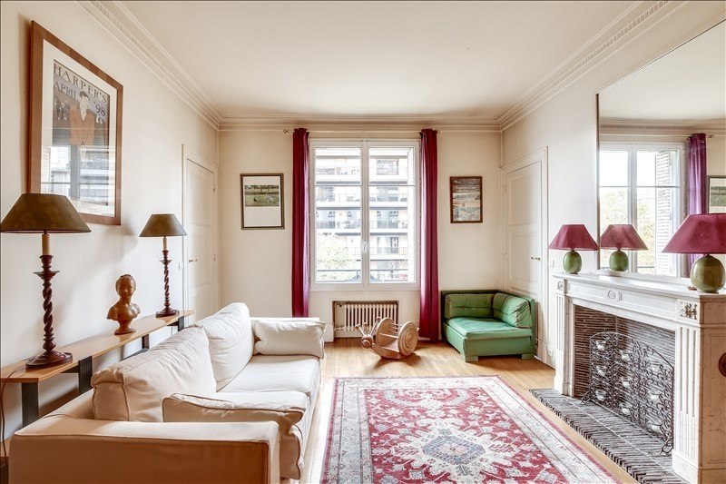Deluxe sale apartment Paris 17ème 1 845 000€ - Picture 5