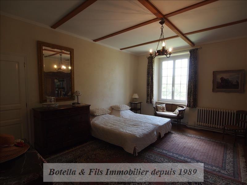 Immobile residenziali di prestigio casa Uzes 849000€ - Fotografia 9