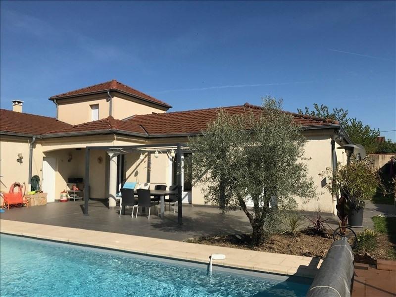 Vente maison / villa Satolas et bonce 449000€ - Photo 3