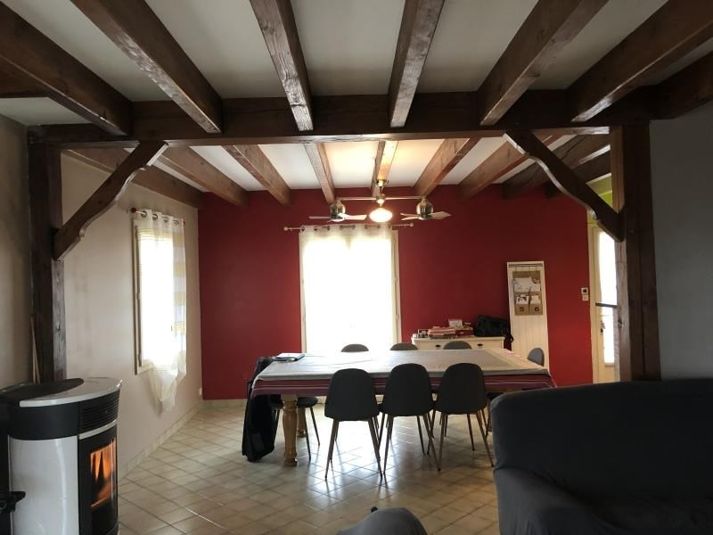 Sale house / villa Jaunay marigny 242 650€ - Picture 2