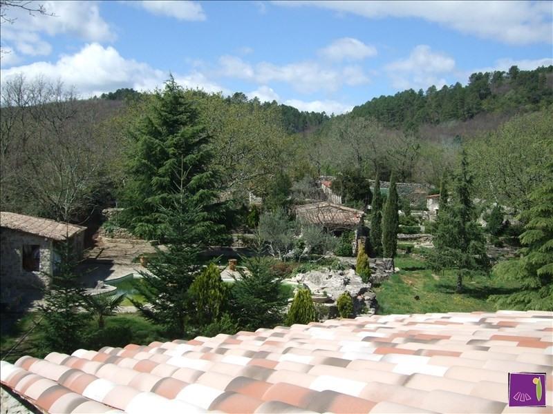 Vente de prestige maison / villa Barjac 690000€ - Photo 11