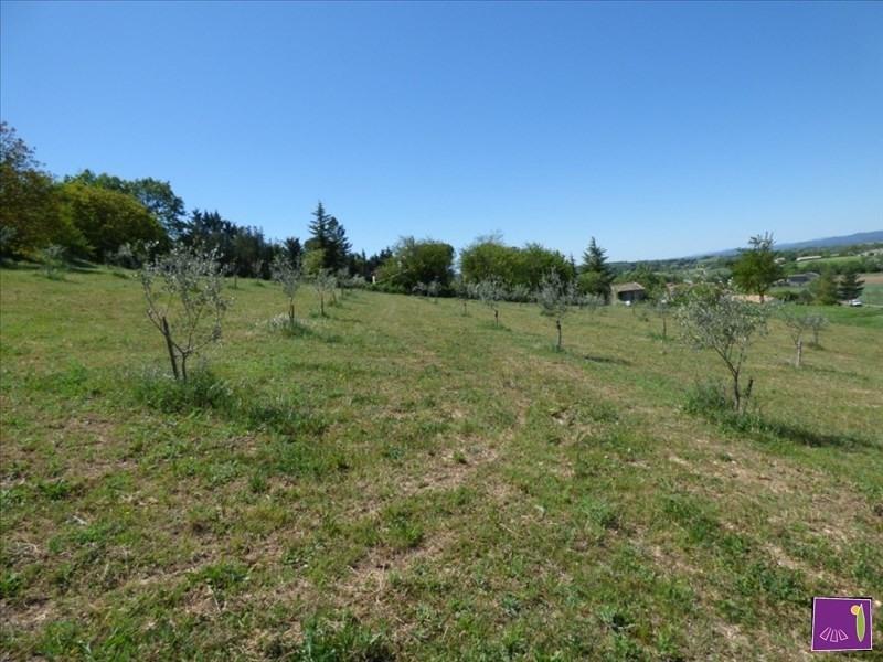 Verkoop  stukken grond Barjac 69900€ - Foto 3