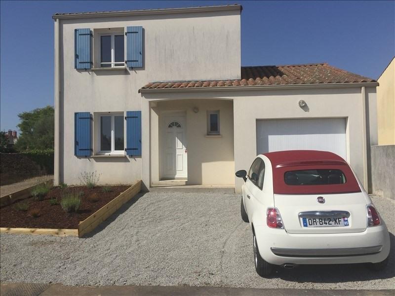 Vente maison / villa Talmont st hilaire 184940€ - Photo 1