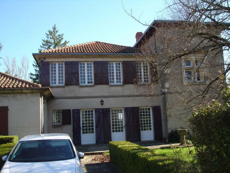 Vente maison / villa Mirandol bourgnounac 318 000€ - Photo 1