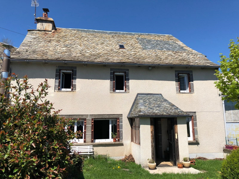 Vente maison / villa Condom-d_aubrac 162000€ - Photo 1