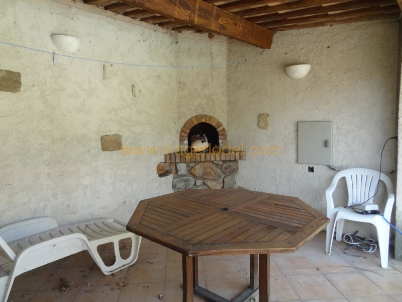 Life annuity house / villa Besseges 267500€ - Picture 5