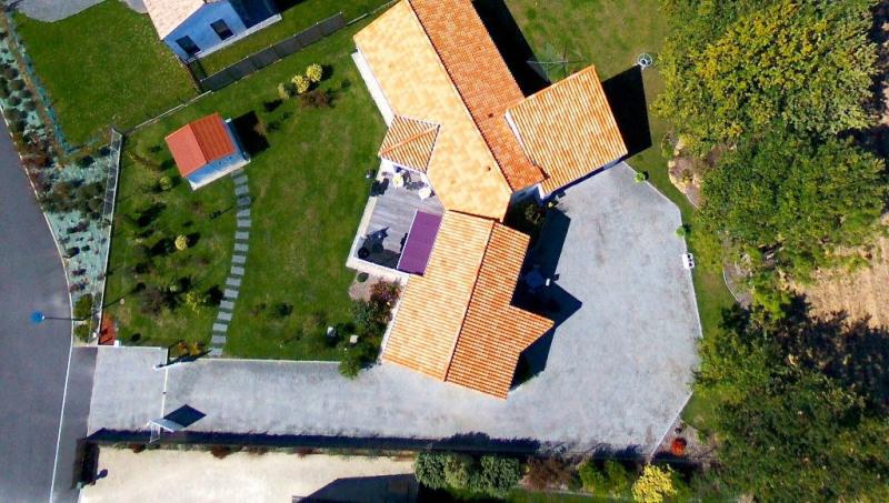 Sale house / villa La garnache 449000€ - Picture 12