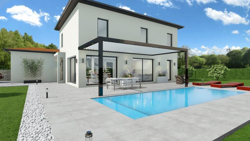 Deluxe sale house / villa Craponne 605000€ - Picture 1