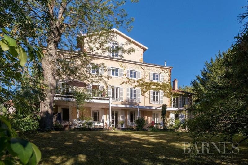 Ecully - Villeneuve - Old apartment 168 sqm, 4 bedrooms, park vi