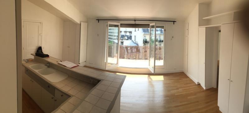 Deluxe sale apartment Paris 16ème 1236000€ - Picture 1