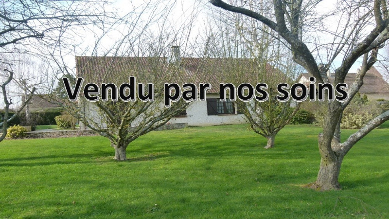 Sale house / villa Galluis 441000€ - Picture 1