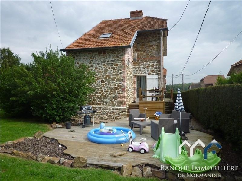 Vente maison / villa Grainville langannerie 178000€ - Photo 1