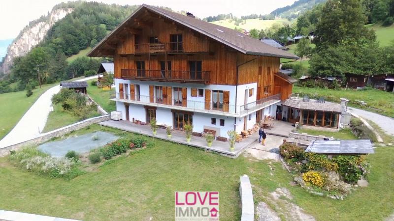 Vente de prestige maison / villa Albertville 850000€ - Photo 2