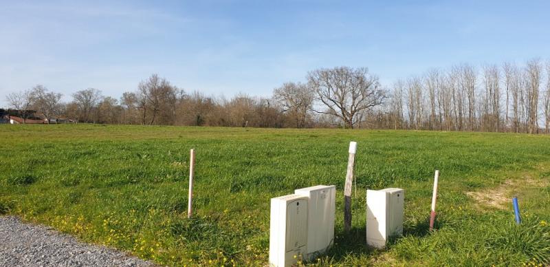 Vente terrain Pontonx sur l adour 60000€ - Photo 1