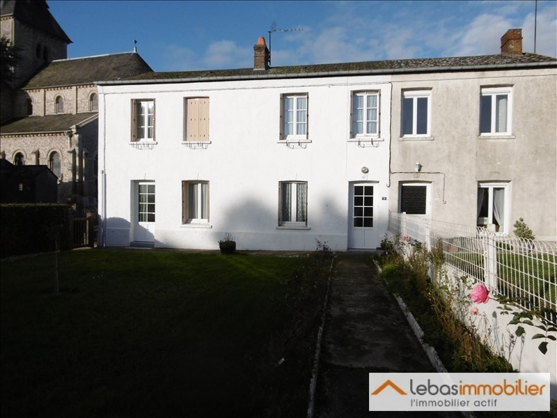 Vente maison / villa Doudeville 144450€ - Photo 1