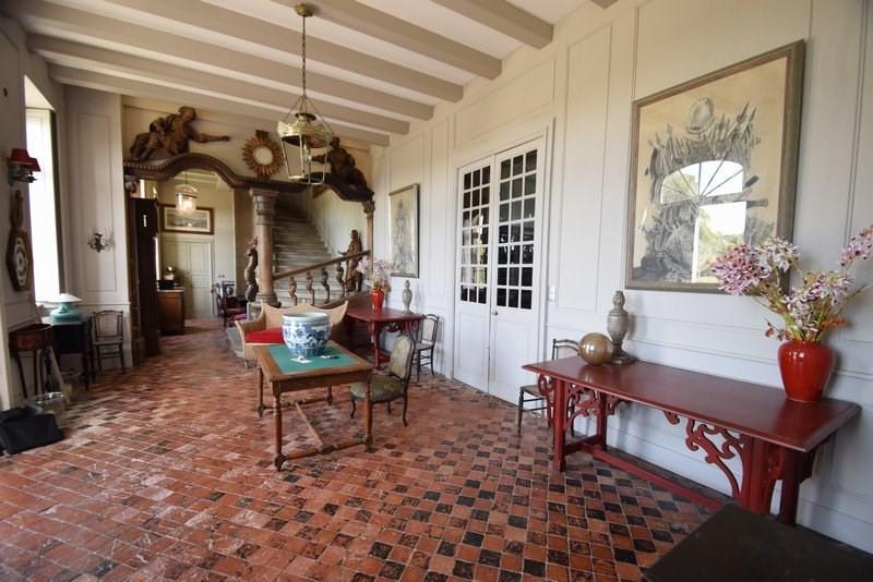 Revenda residencial de prestígio castelo Granville 745500€ - Fotografia 6