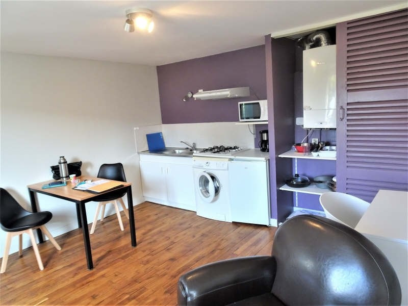 Rental apartment Limoges 495€ CC - Picture 2