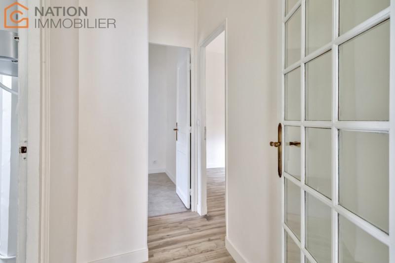 Sale apartment Paris 20ème 490000€ - Picture 4