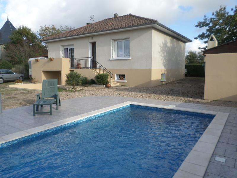 Vente maison / villa Lussac les chateaux 146000€ - Photo 6