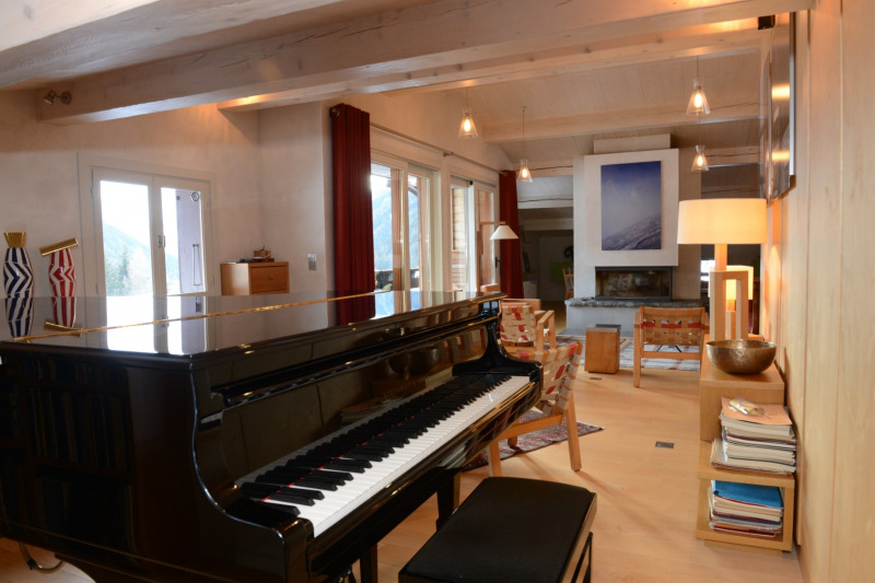 Vente de prestige appartement Chamonix-mont-blanc 2 700 000€ - Photo 3