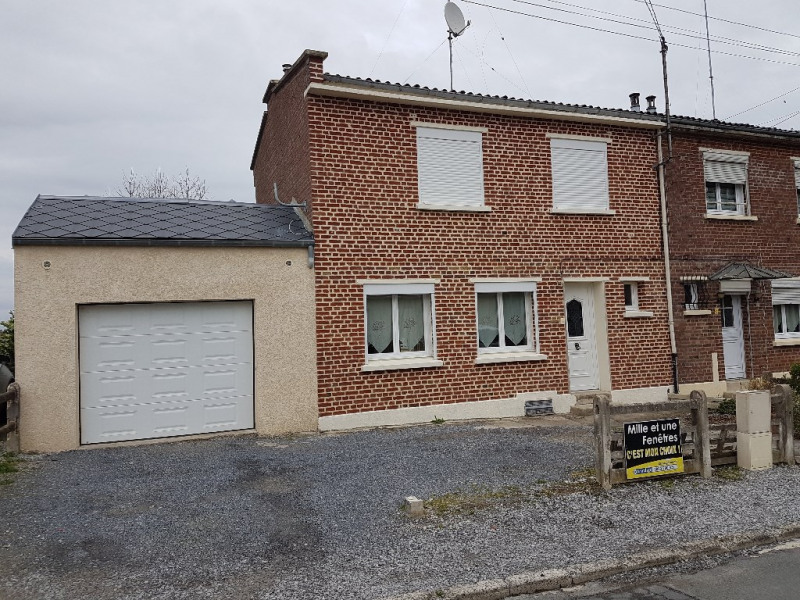 Location maison / villa Beaumont en cambresis 675€ CC - Photo 1