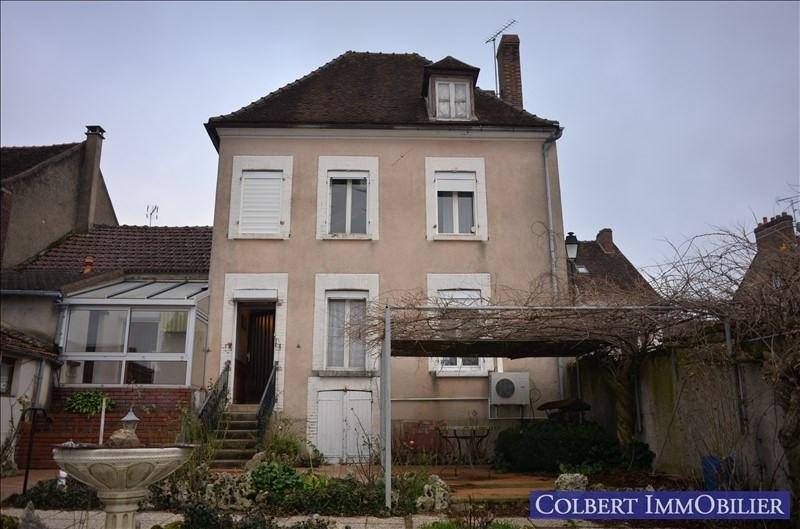 Vente maison / villa Ligny le chatel 148000€ - Photo 6