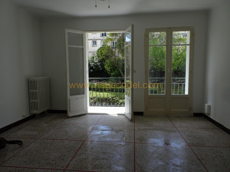 Life annuity apartment Montpellier 72 500€ - Picture 1