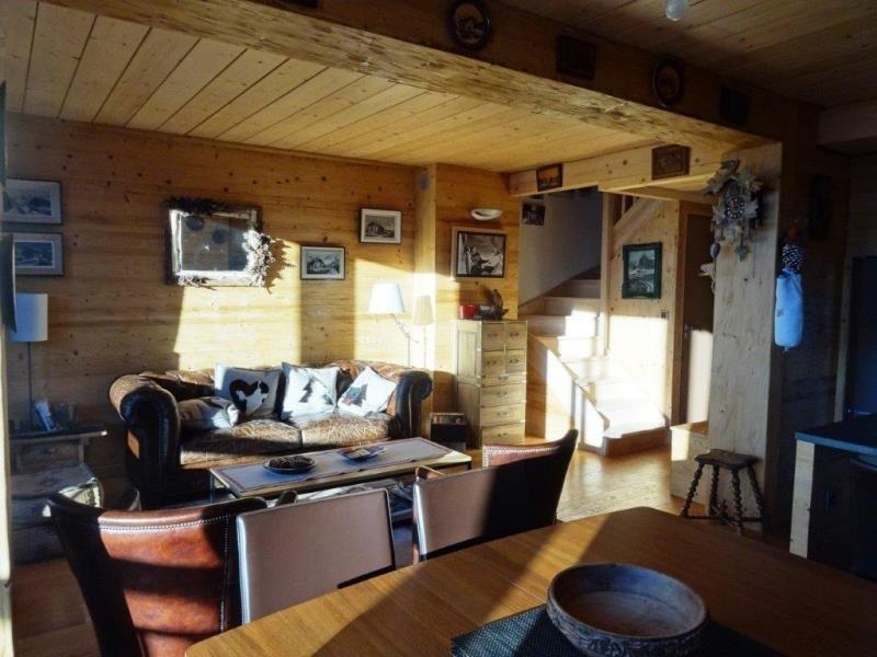 Vente de prestige appartement Les arcs 890000€ - Photo 5