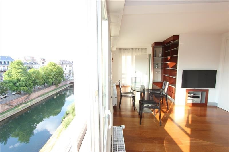 Deluxe sale apartment Strasbourg 336 000€ - Picture 2
