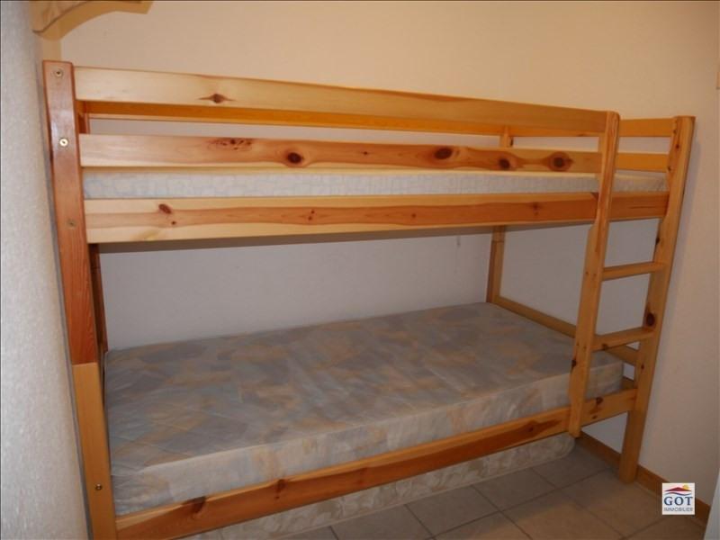 Revenda apartamento Le barcares 70500€ - Fotografia 5