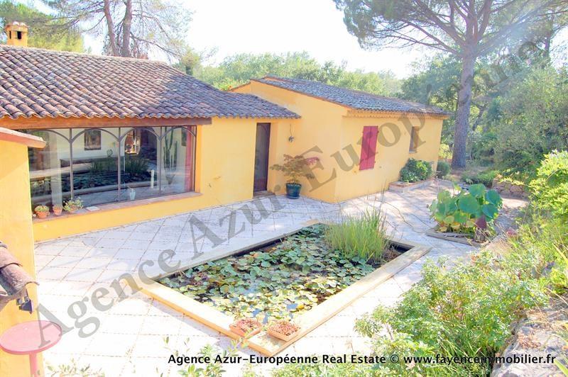 Deluxe sale house / villa Le canton de fayence 875000€ - Picture 12