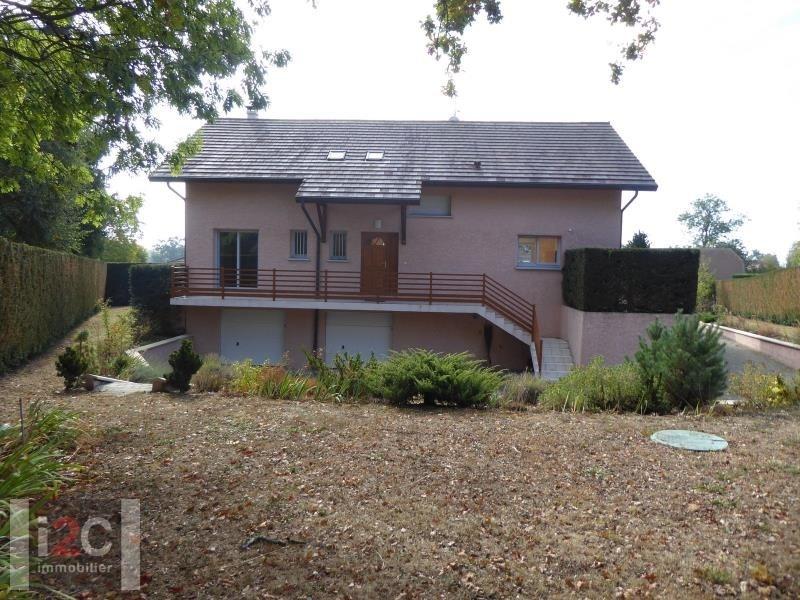Vente maison / villa Cessy 1090000€ - Photo 2