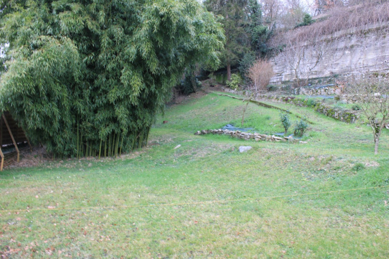 Venta  terreno Vienne 105000€ - Fotografía 1